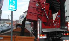 camion aspiratrice